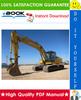 Thumbnail ☆☆ Best ☆☆ John Deere 992D-LC Excavator Repair, Operation and Tests Technical Manual