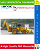 Thumbnail ☆☆ Best ☆☆ John Deere 410B, 410C, 510B, 510C Backhoe Loaders Repair, Operation and Tests Technical Manual