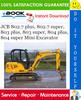 Thumbnail ☆☆ Best ☆☆ JCB 802.7 plus, 802.7 super, 803 plus, 803 super, 804 plus, 804 super Mini Excavator Service Repair Manual