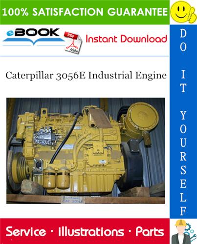 Thumbnail ☆☆ Best ☆☆ Caterpillar 3056E Industrial Engine Parts Manual