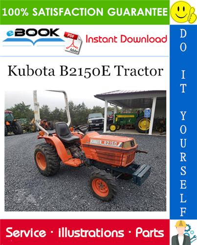 Thumbnail ☆☆ Best ☆☆ Kubota B2150E Tractor Parts Manual