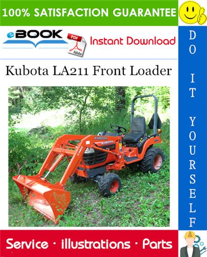 Thumbnail ☆☆ Best ☆☆ Kubota LA211 Front Loader Parts Manual