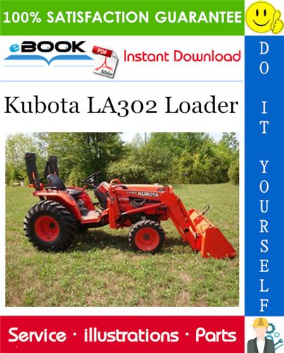 Thumbnail ☆☆ Best ☆☆ Kubota LA302 Loader Parts Manual