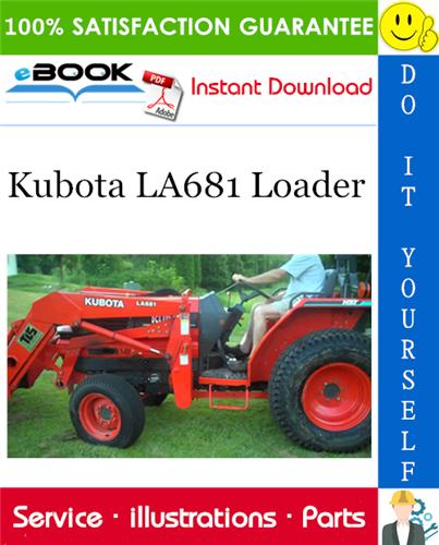 Thumbnail ☆☆ Best ☆☆ Kubota LA681 Loader Parts Manual