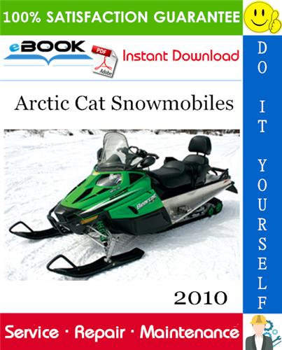 Thumbnail ☆☆ Best ☆☆ 2010 Arctic Cat Snowmobiles Service Repair Manual