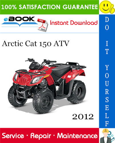 Thumbnail ☆☆ Best ☆☆ 2012 Arctic Cat 150 ATV Service Repair Manual