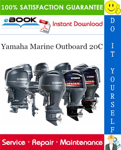 Thumbnail ☆☆ Best ☆☆ Yamaha Marine Outboard 20C Service Repair Manual
