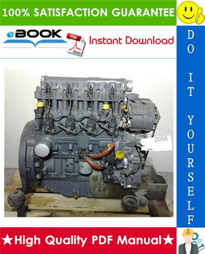 Thumbnail ☆☆ Best ☆☆ Deutz 2011 Engine Service Repair Manual