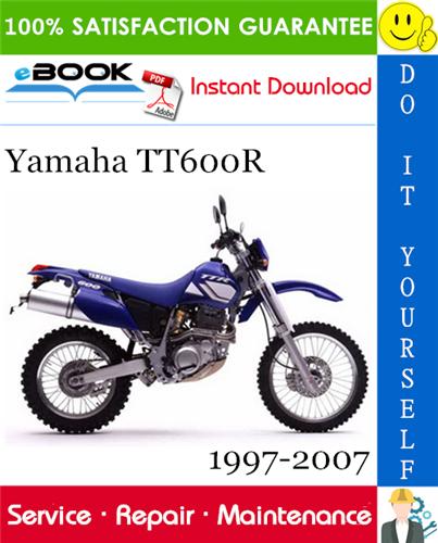 Thumbnail ☆☆ Best ☆☆ Yamaha TT600R Motorcycle Service Repair Manual 1997-2007 Download