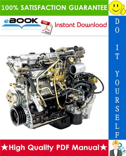 Thumbnail ☆☆ Best ☆☆ Isuzu 4HK1, 6HK1 Model Industrial Diesel Engine Service Repair Manual