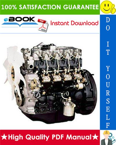 Thumbnail ☆☆ Best ☆☆ Isuzu Industrial Diesel Engine AU-4LE2, BV-4LE2 Model Service Repair Manual