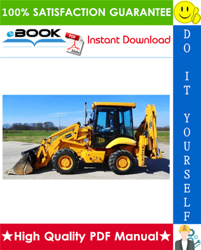 Thumbnail ☆☆ Best ☆☆ JCB 2CX, 210, 212 Backhoe Loader Service Repair Manual