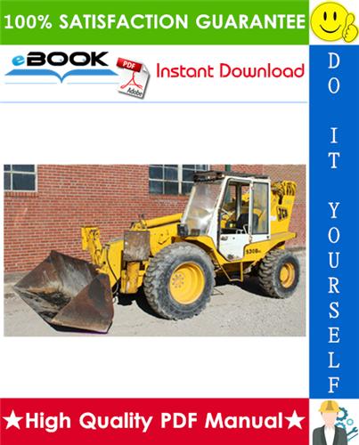 Thumbnail ☆☆ Best ☆☆ JCB 525B-HL, 530B-HL Servo Hydraulics Service Manual Supplement
