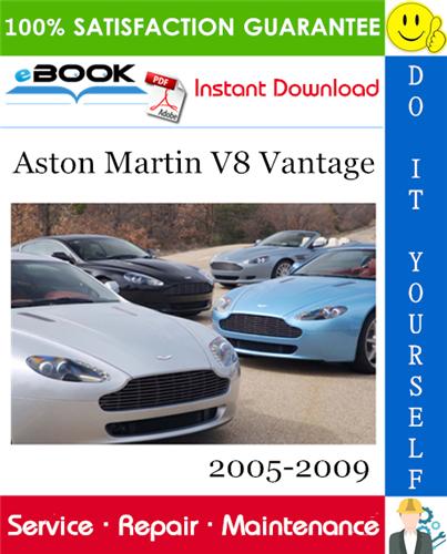 Thumbnail ☆☆ Best ☆☆ Aston Martin V8 Vantage Service Repair Manual 2005-2009 Download