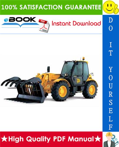 Thumbnail ☆☆ Best ☆☆ JCB Load Control (Supplement) Service Manual