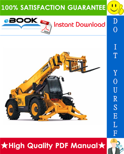 Thumbnail ☆☆ Best ☆☆ JCB 531-70, 533-105, 535-95, 535-125, 535-140, 536-60, 540-140, 540-170, 541-70, 550-140, 550-170 (JCB 444 Engine) Side Engine Loadalls Service Repair Manual