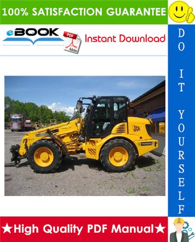 Thumbnail ☆☆ Best ☆☆ JCB TM200, TM270, TM300 Farm Master Loader Service Repair Manual