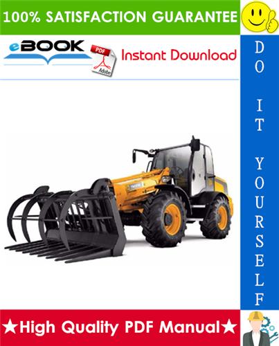 Thumbnail ☆☆ Best ☆☆ JCB TM310 Farm Master Loader Service Repair Manual