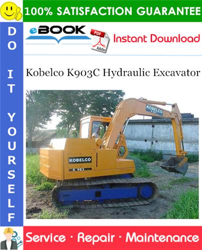 Thumbnail ☆☆ Best ☆☆ Kobelco K903C Hydraulic Excavator Service Repair Manual