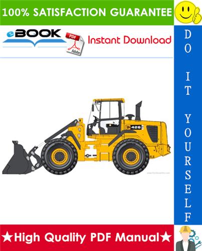 Thumbnail ☆☆ Best ☆☆ JCB 426, 436, 446 Wheeled Loading Shovel Service Repair Manual