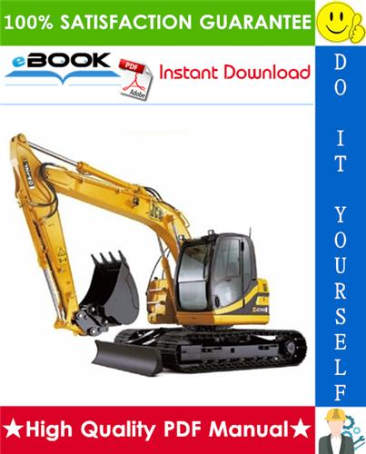 Thumbnail ☆☆ Best ☆☆ JCB JS110, JS130, JS150LC Tracked Excavators Service Repair Manual