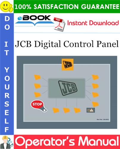 Thumbnail ☆☆ Best ☆☆ JCB Digital Control Panel Operators Manual
