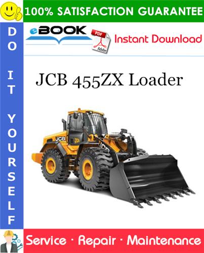 Thumbnail ☆☆ Best ☆☆ JCB 455ZX Loader Service Repair Manual