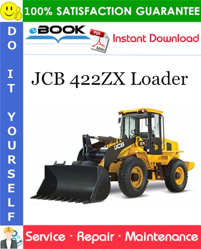 Thumbnail ☆☆ Best ☆☆ JCB 422ZX Loader Service Repair Manual