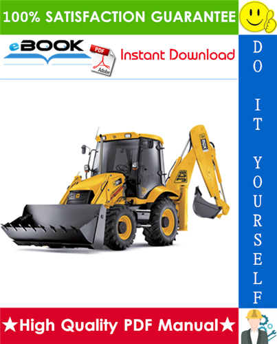 Thumbnail ☆☆ Best ☆☆ JCB 2D, 2DS, 3, 3C, 3CS, 3D, 700 Excavator Loader Service Repair Manual