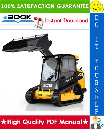 Thumbnail ☆☆ Best ☆☆ JCB 135, 155, 175, 190, 205, 150T, 190T, 205T Skid Steer Loader (ROBOT) Service Repair Manual