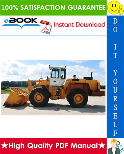 Thumbnail ☆☆ Best ☆☆ Liebherr L551 - 274 Wheel loader Service Repair Manual