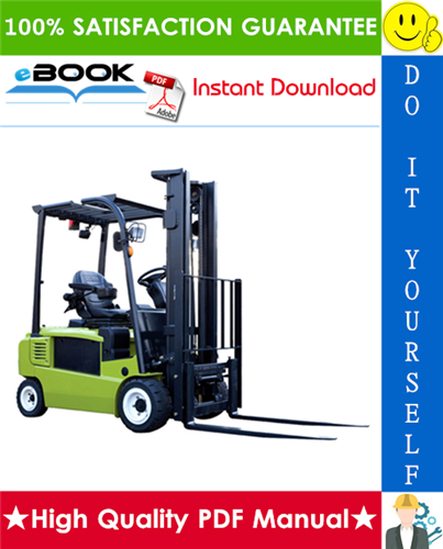 Thumbnail ☆☆ Best ☆☆ Clark TMX12, TMX13, TMX15s, TMX15, TMX17, TMX18, TMX20, TMX20x, TMX25 Forklift Trucks Service Repair Manual