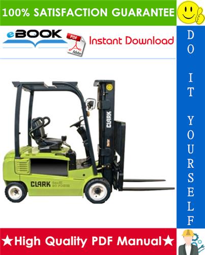 Thumbnail ☆☆ Best ☆☆ Clark SF15L, CMP15L, SF18L, CMP18L, SF20SL, CMP20SL, SF15D, CMP15D, SF18D, CMP18D, SF20SD, CMP20SD Forklift Trucks Service Repair Manual
