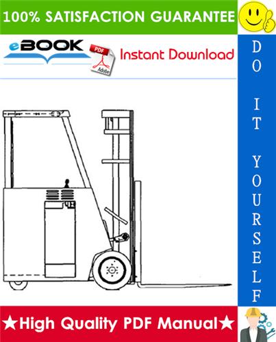 Thumbnail ☆☆ Best ☆☆ Clark ESM 12, ESM 25 Forklift Trucks Service Repair Manual
