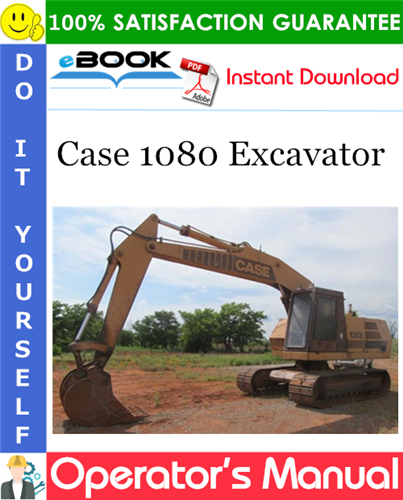 Thumbnail ☆☆ Best ☆☆ Case 1080 Excavator Operators Manual