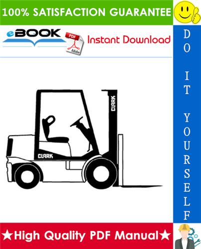 Thumbnail ☆☆ Best ☆☆ Clark C500 Forklift Truck Overhaul Manual