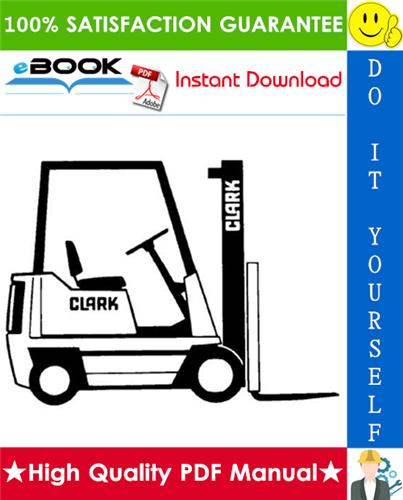 Thumbnail ☆☆ Best ☆☆ Clark NP300, NS300 Narrow Aisle Trucks Service & Adjustment Manual