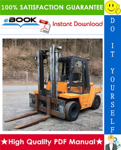 Thumbnail ☆☆ Best ☆☆ Still R70-60, R70-70, R70-80 Forklift Trucks Maintenance Manual
