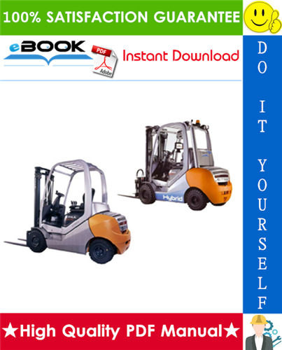 Thumbnail ☆☆ Best ☆☆ Still RX70-22, RX70-25, RX70-30, RX70-35 Diesel/LPG Forklift Trucks Service Repair Manual