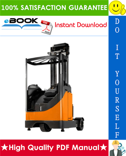 Thumbnail ☆☆ Best ☆☆ Still FM-SE-14, FM-SE-16, FM-SE-20 Electric Reach Truck Service Repair Manual