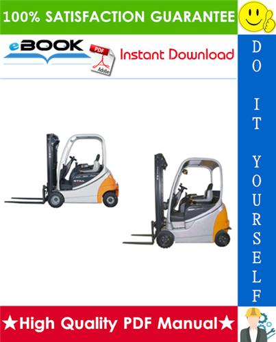 Thumbnail ☆☆ Best ☆☆ Still RX20-14, RX20-15, RX20-16, RX20-18, RX20-20 RX60-16, RX60-18, RX60-20 Electric Forklift Trucks Service Repair Manual