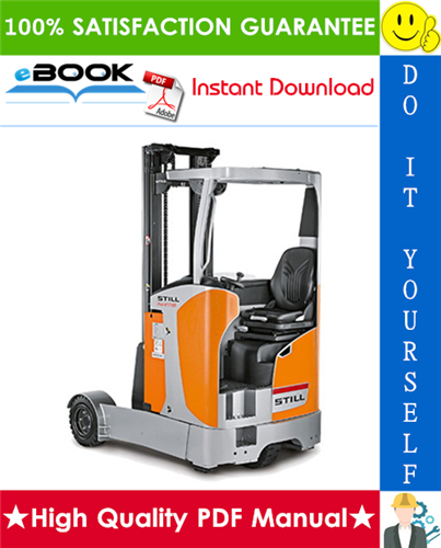 Thumbnail ☆☆ Best ☆☆ Still FM-X-10, FM-X-12, FM-X-14, FM-X-17, FM-X-20, FM-X-25 Reach Truck Service Repair Manual