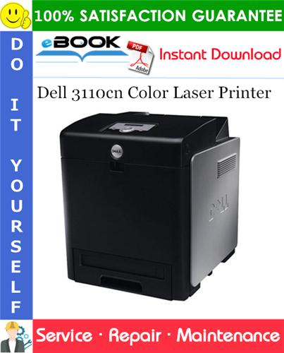 Thumbnail ☆☆ Best ☆☆ Dell 3110cn Color Laser Printer Service Repair Manual