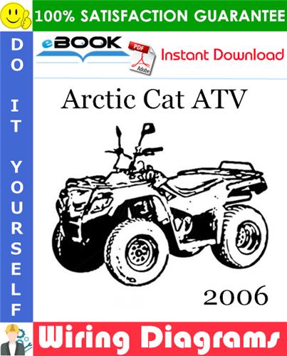 Thumbnail ☆☆ Best ☆☆ 2006 Arctic Cat ATV Wiring Diagrams