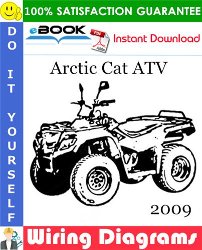 Thumbnail ☆☆ Best ☆☆ 2009 Arctic Cat ATV Wiring Diagrams
