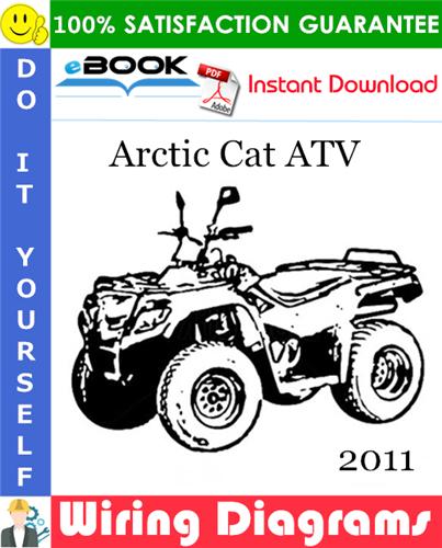 Thumbnail ☆☆ Best ☆☆ 2011 Arctic Cat ATV Wiring Diagrams