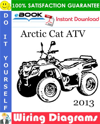 Thumbnail ☆☆ Best ☆☆ 2013 Arctic Cat ATV Wiring Diagrams