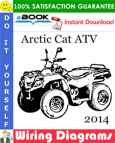 Thumbnail ☆☆ Best ☆☆ 2014 Arctic Cat ATV Wiring Diagrams