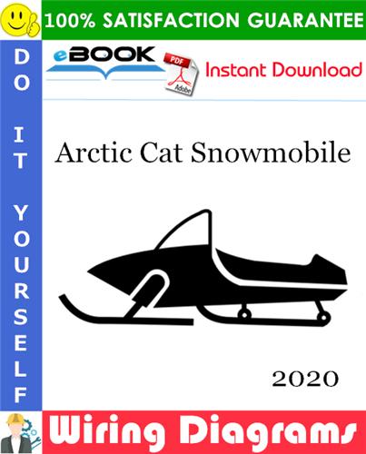 Thumbnail ☆☆ Best ☆☆ 2020 Arctic Cat Snowmobile Wiring Diagrams