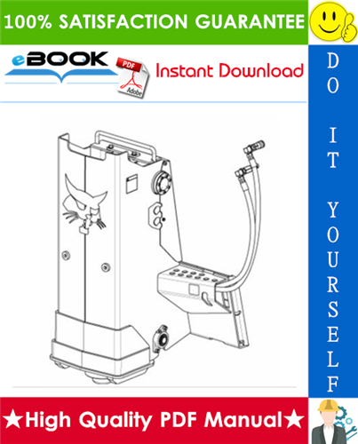 Thumbnail ☆☆ Best ☆☆ Bobcat Drop Hammer Operation & Maintenance Manual